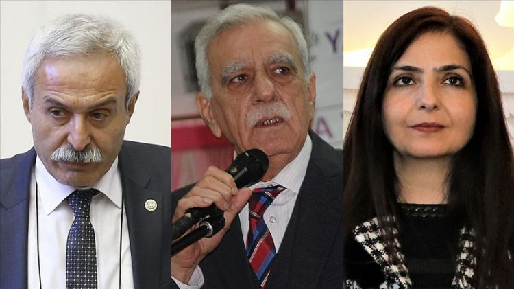 Turkey replaces three HDP mayors with suspected ties to PKK terror groupg