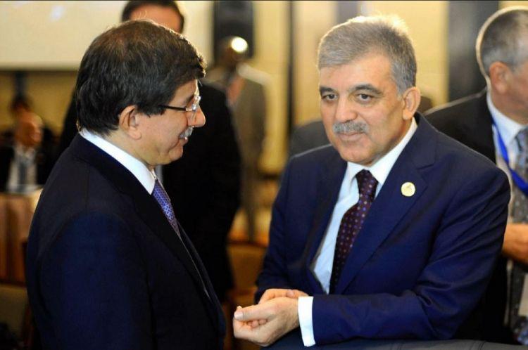 Gül ve Davutoğlu'ndan HDP'li Diyarbakır, Mardin ve Van Belediyelerine kayyum atanması tepkisi