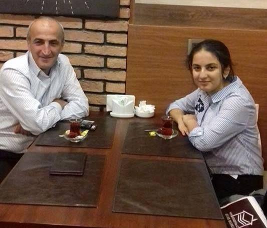 """Türkiyədə təhsil alacaq jurnalist qızı - """"İmtahana girəndə özümü itirmişdim"""""""
