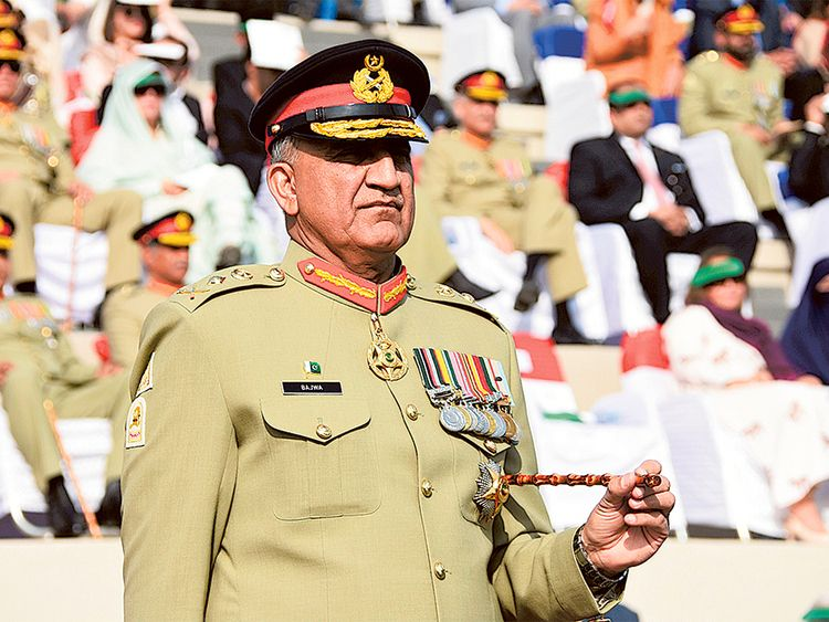 Pakistan Army Chief General Qamar Javed Bajwa granted three-year extension
