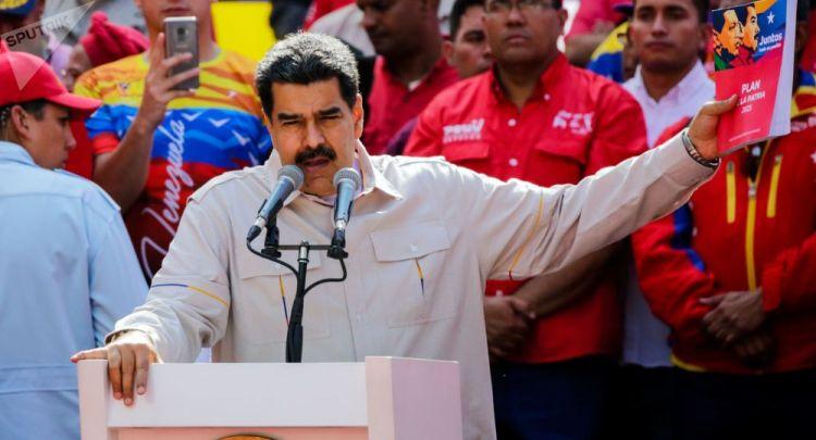 السفير الفنزويلي في القاهرة: الحصار الأمريكي جزء من خطة تدمير اقتصادنا