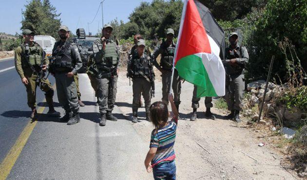 Yalnız bırakılan Filistin - - ABD ve İsrail`in Ortadoğu planları