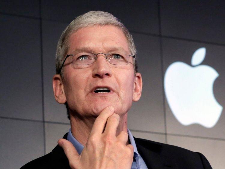 Глава Apple посвятил твит бакинскому бульвару - ФОТО