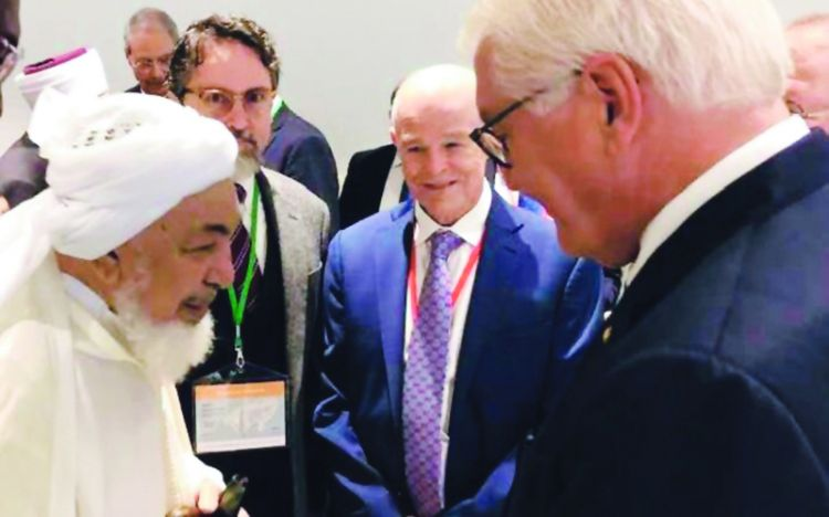 الإمارات تدعو للعمل على إبعاد شبح الحروب والفتن