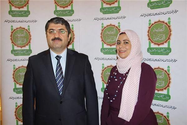 حوار| رئيس الجالية الأربيجانية: الشيخ عبد الباسط والأزهر سببا مجيئي إلى مصر