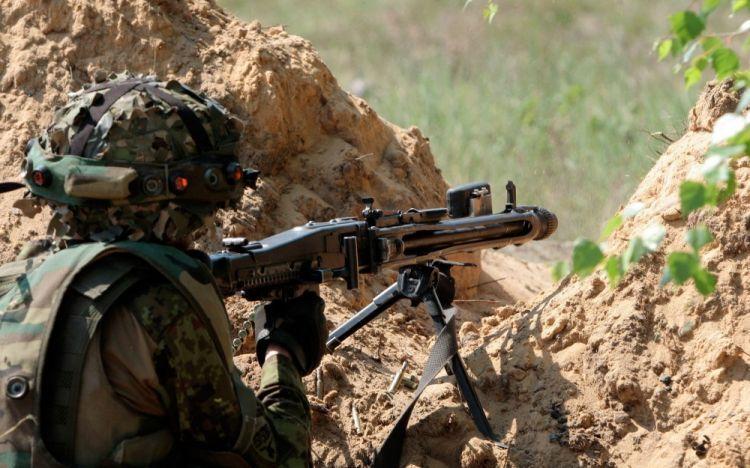 SON DƏQİQƏ - Qazaxda polkovnik rütbəli erməni snayper və daha 3 əsgər məhv edilib