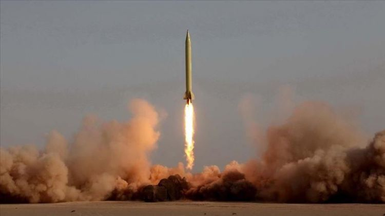 Iran test-fires new missile amid tension