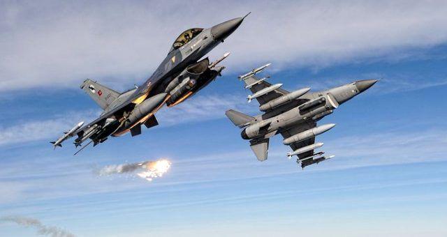 Hava harekatlarında son durum - 24 terörist etkisiz hale getirildi
