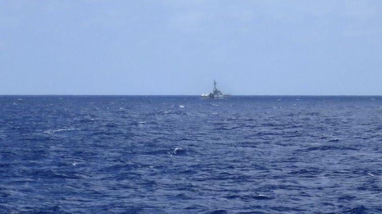 حادثة في البحر وضعت اليابان والصين على شفا المواجهة