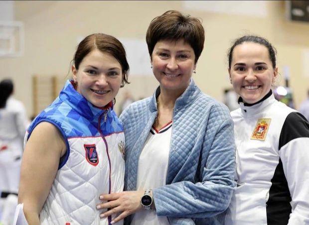 Первая сабля мира Елена Жемаева: Моя вторая родина - Азербайджан!