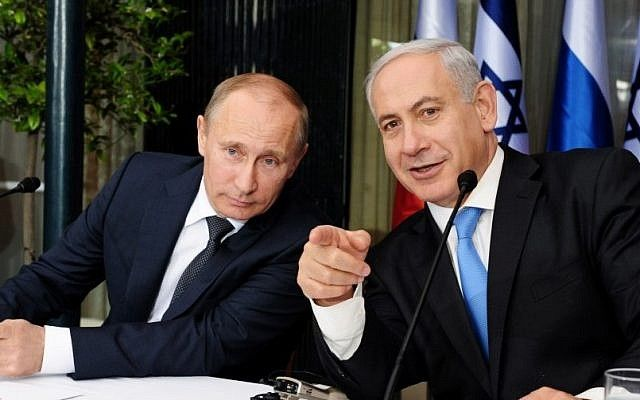 'I don't think Russia and Iran are getting closer, quite the opposite' - Netanyahu