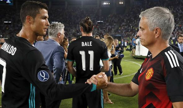 'Ronaldo is a case study' - Mourinho hails after scoring 4 goals