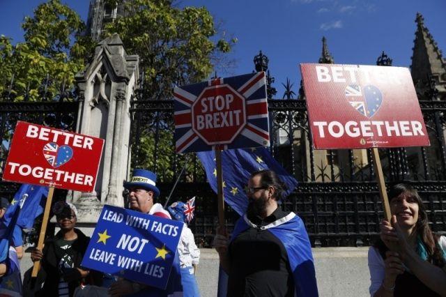 جونسون: بريطانيا مستعدة لـ«بريكست» دون اتفاق