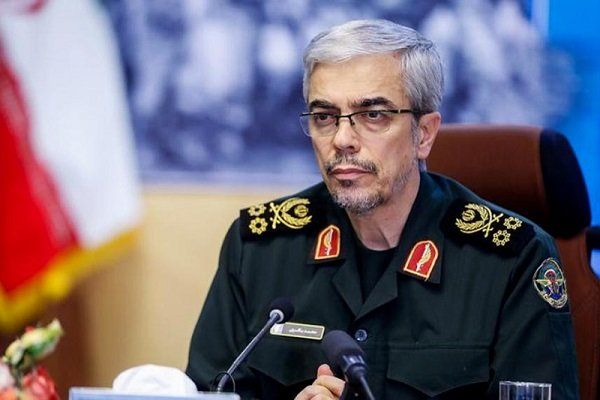 'Iran will not tolerate hegemony and interventions of transregional powers' - Maj. Gen. Bagheri