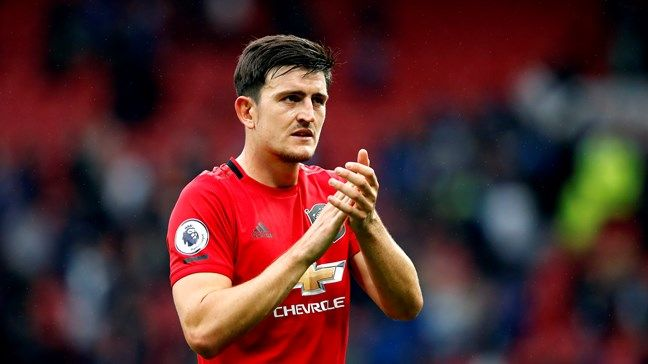 'He can be captain of a big club' - Solskjaer backs Harry Maguire to become Manchester United captain