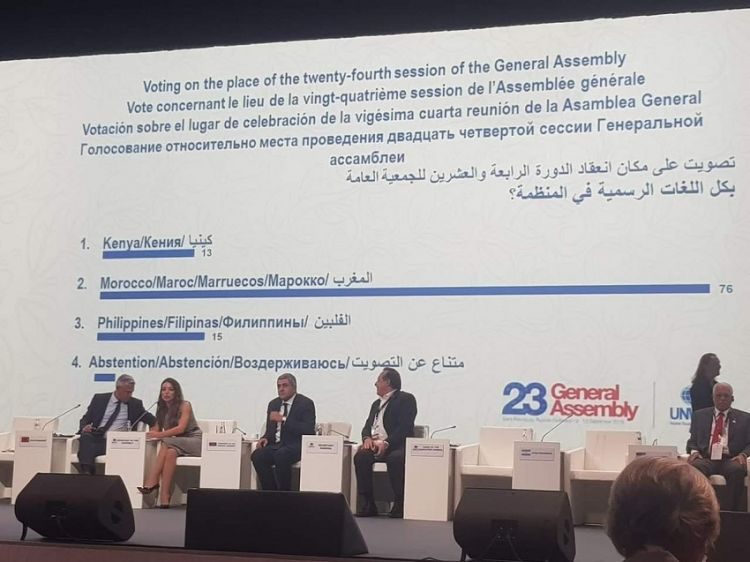 Marrakech to host upcoming General Assembly of World Tourism Organization in 2021