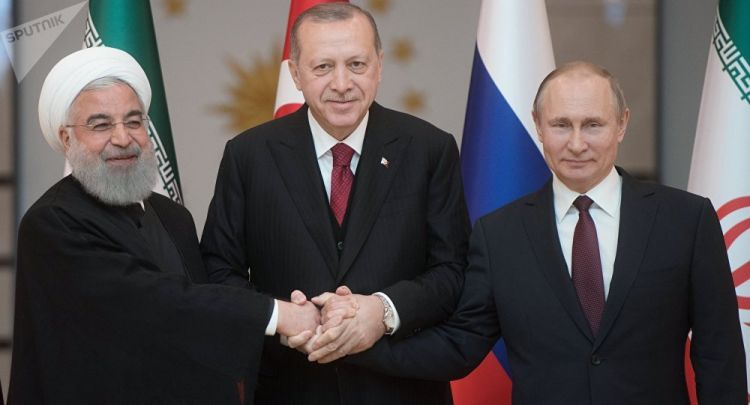Russian, Turkish and Iranian leaders will be gathered in Ankara for Idlib