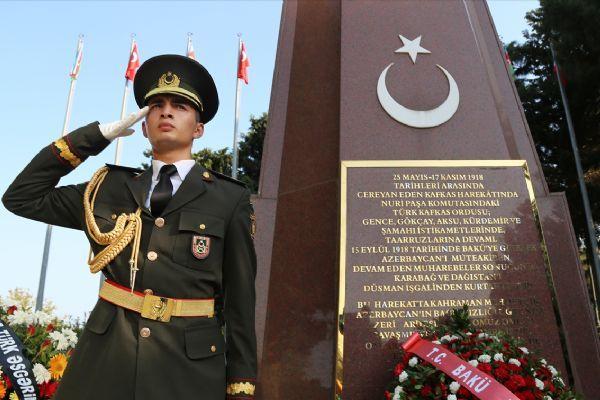 Bakü kurtuluşunun 101. yılını kutluyor - Türkiye ve Azerbaycanın ortak şanlı zaferi