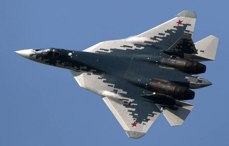 Russia sends Su-57 jet to Turkey for Technofest