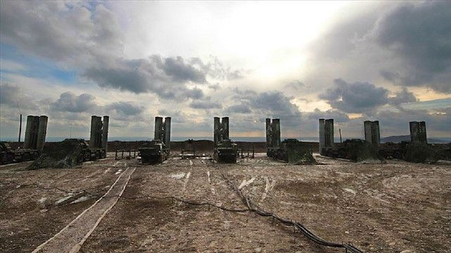 Turkey says transfer of second batch of S-400s equipment completed