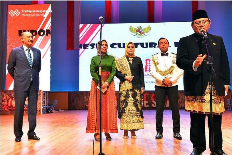 Индонезия пожаловала в гости - ВИДЕО - ФОТО