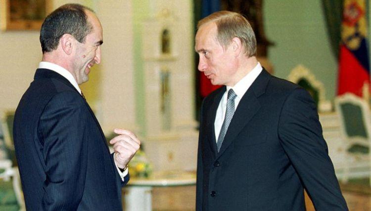 В Кремле допустили встречу Путина и Кочаряна в Ереване