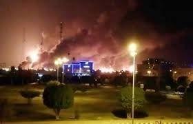 الضربات على آرامكو - أحمد مصطفى حصري