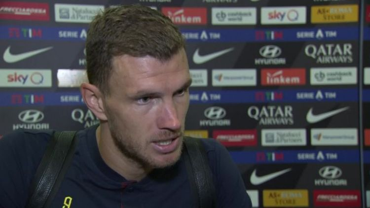 Edin Dzeko says there is more racism in Italy than he expectedg