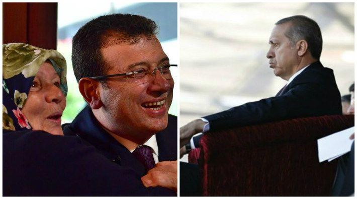 """İmamoğlu'ndan Erdoğan'a: """"senin de koltuğun sallanıyor"""" - Şok açıklama"""