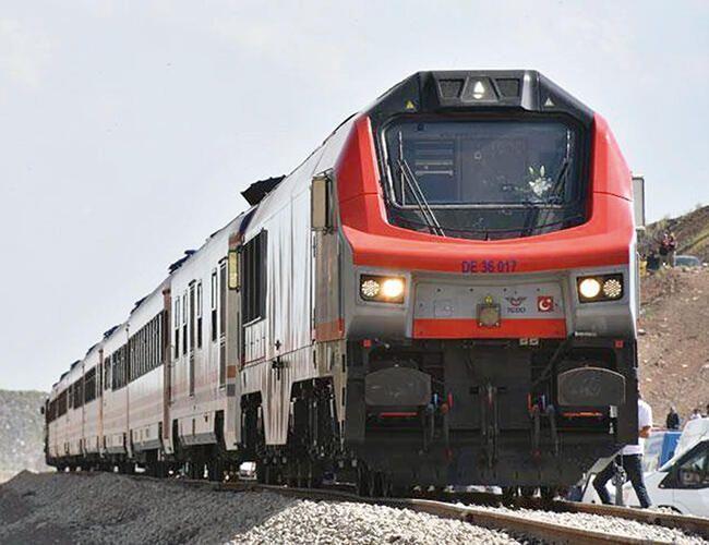 Baku-Tbilisi-Kars starts transporting new type of cargos