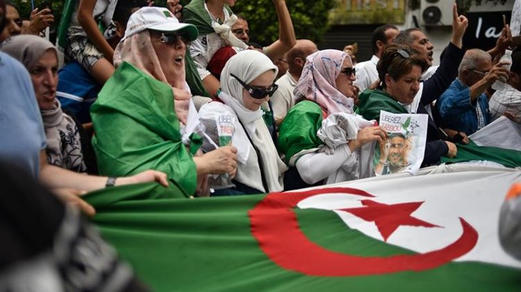 Algeria announces presidential election on December 12g