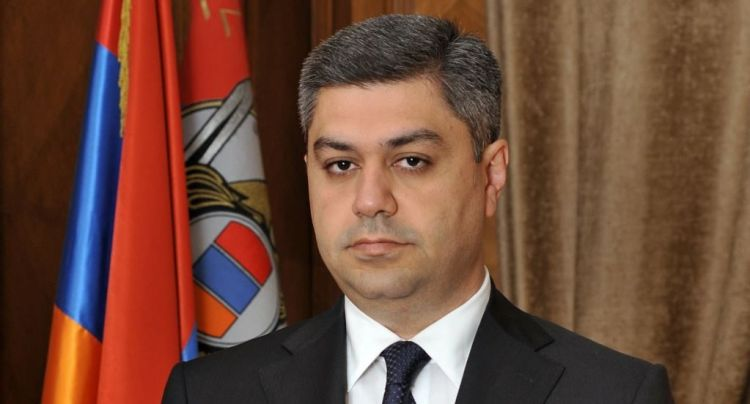 "Let my resignation be a sobering move calling ""Stop it!"" - Director of the NSS of Armenia resigned"