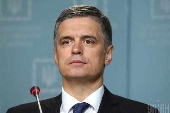 Глава МИД Украины Пристайко  пообещал добиться мира  в Донбассе за год