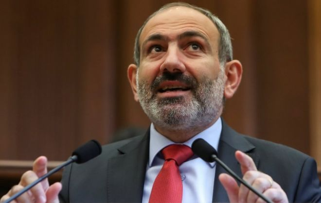 Armenian PM attacked Azerbaijan - Karbakh is Armenia