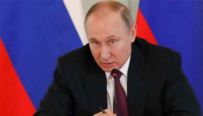 Russia's Putin quotes Holy Quran in appeal for peace in Yemen