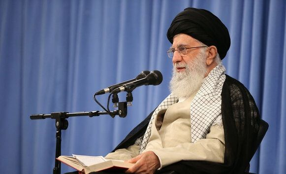 'Negotiation means the success of America's maximum pressure policy' - Iranian Supreme Leader