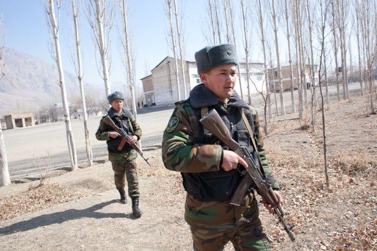 Death toll reached 4 in Kyrgyz-Tajik border clash
