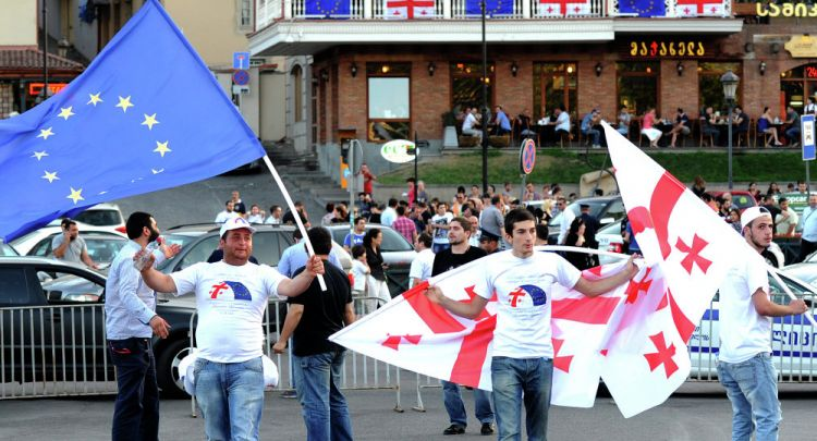 Polls revealed Georgian citizen's attitude to EU and NATO