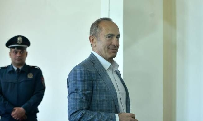 Kocharyan to remain jailed as court rejects motion
