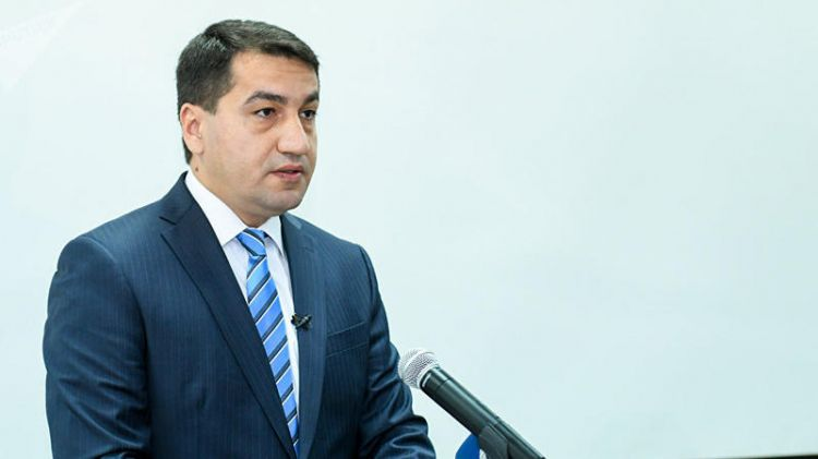 Azerbaijan can consider potentiality of its role as transit country of Turkmen gas - Hikmet Hajiyev
