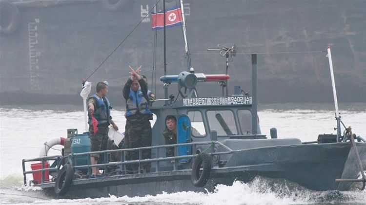 Russia detains two North Korean vessels after attack