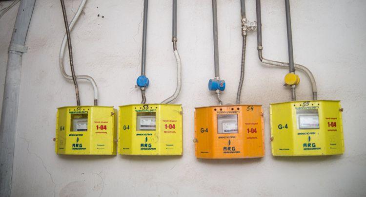 В Армении ждут повышения цены газа на 30%