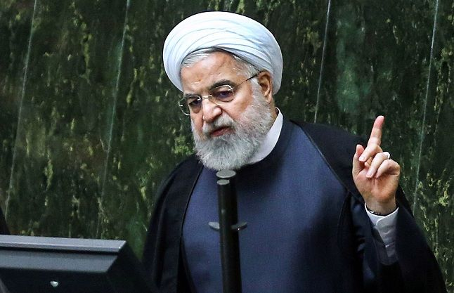 Attack on Saudi oil facilities is 'Warning' - Iranian President Rouhanig