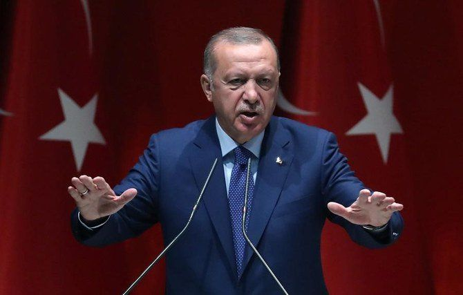 Erdogan says 3 million refugees could be returned to Syria safe zone