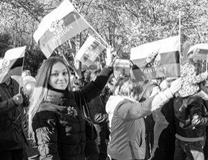 В Крыму заявили о психической атаке со стороны Украины