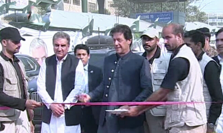 Imran Khan inaugurates 24/7 Torkham Terminal at Pak-Afghan border