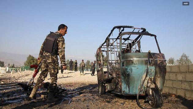 SON DAKİKA! Afganistan'da hava saldırısı: - 30 sivil hayatını kaybetti