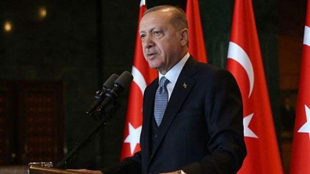 """Cumhur başkanı Recep Tayyip Erdoğan - """"Evlat nöbetine halel getirmeyin"""""""
