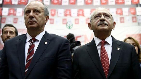 'Yeniden aday olacağım' diyen İnce'ye Kılıçdaroğlu cevap verdi