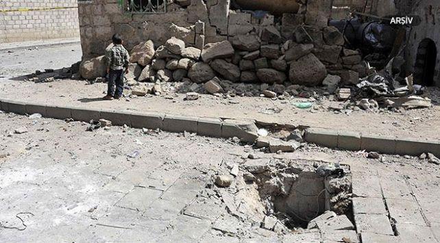 Yemen'de etkisiz hale getirilmek istenen bomba patladı: - 4 ölü